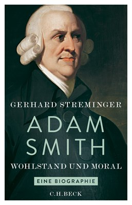Adam Smith Cover Biografie C.H. Beck