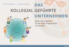 Neue Buchpublikation: Das Kollegial Geführte Unternehmen