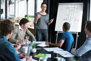 Effiziente Arbeitstreffen Für Selbstgeführte Teams